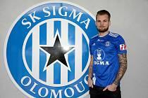 Vít Beneš podepsal kontrakt s olomouckou Sigmou