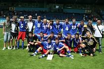 V Opavě hráli mladší a starší žási Sigmy Olomouc o titul mistra republiky.