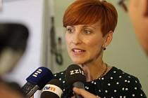 Kateřina Tichá, ředitelka olomouckého mobilního hospice Nejste sami