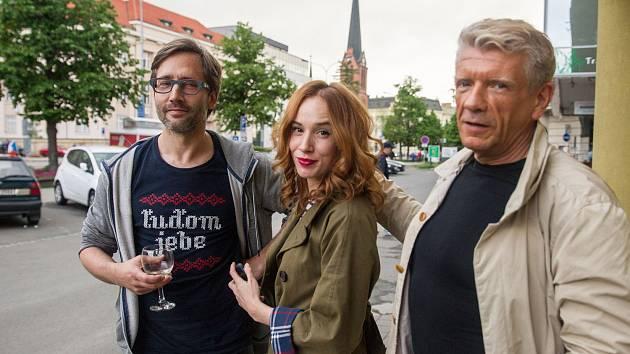 Divadelní Flora 2017 - Jiří Havelka, Táňa Pauhoffová,Richard Stanke