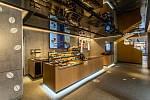 Nová restaurace a kavárna McDonald´s v budově bývalého kina Mír v centru Olomouce