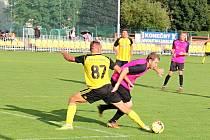 Nové Sady doma nestačily na Skaštice a prohrály 0:1.