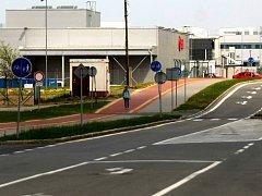 Průmyslová zóna. Ilustrační foto