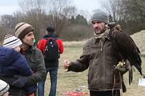 Ptačí den pro rodiče a děti v sobotu 9. února připravili pracovníci Centra ekologických aktivit Sluňákov v Horce nad Moravou.