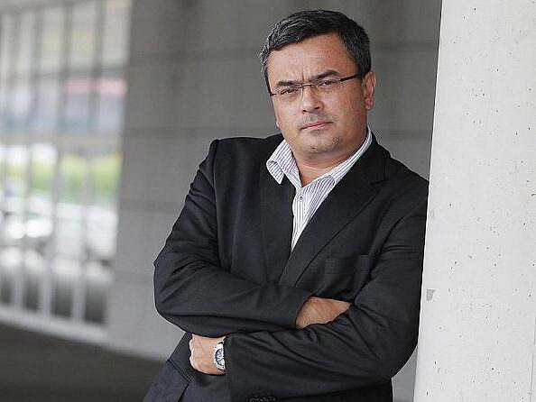 Richard Benýšek, olomoucký podnikatel a provozovatel Běleckého Mlýna