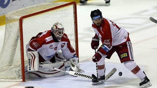 HC Olomouc v.s. Mountfield Hradec Králové