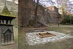 Zvoničku v olomouckých Bezručových sadech nahradí nová kopie na novém místě
