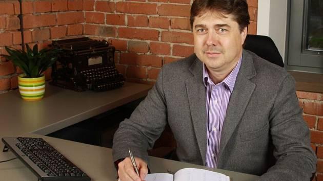 Radomír Bureš, jednatel společnosti REC Group s. r. o.