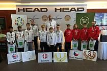 Mistrovství Evropy juniorských družstev do 12 let ve Vésce
