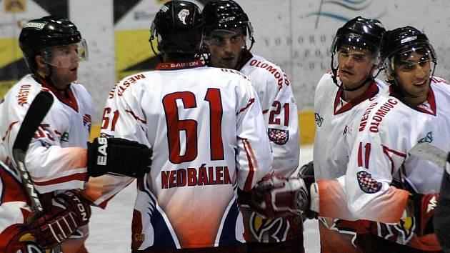 Hokejisté HC Olomouc