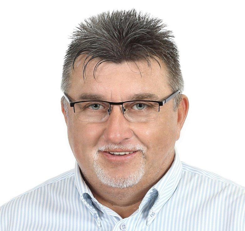 Ladislav Hynek, lídr ČSSD v Olomouckém kraji
