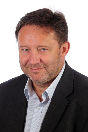 Mgr. Jiří Zemánek, kandidát na poslance za ČSSD vOlomouckém kraji