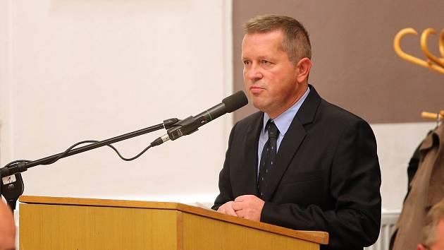 Starosta Litovle Viktor Kohout (SNK)