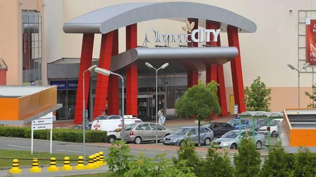 Obchodní centrum Olomouc City