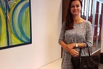 Kabelku věnovala do Kabelkového veletrhu také děkanka Právnické fakulty Univerzity Palackého v Olomouci Zdenka Papoušková.