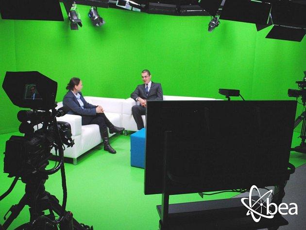 Multimediální centrum BEA campusu Olomouc