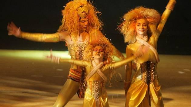 Simba - příběh lvího krála v Moravském divadle
