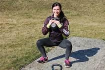 K procvičení těla nepotřebujete nutně posilovnu ani tělocvičnu plnou lidí... Ilustrační foto