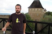 Kastelán hradu Helfštýn Jan Lauro