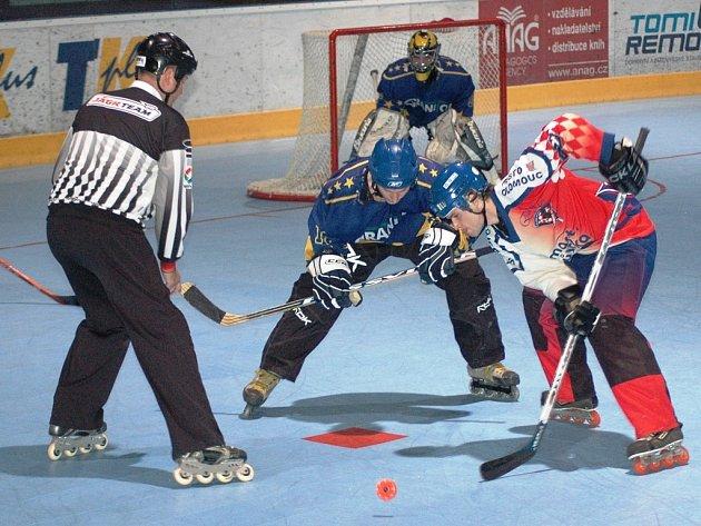 Olomoučtí Eagles proti Šternberku