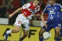 Slavia proti Sigmě