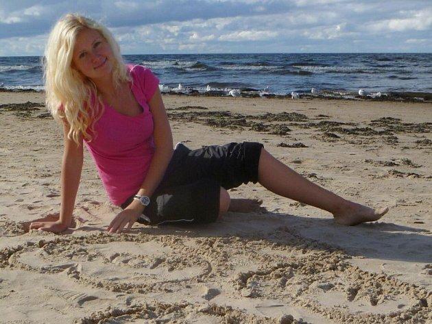 č.3 Anna Zábranská, 19 let, studentka, Rokytnice