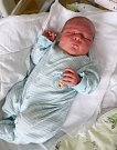 Vojtěch Hammera, Olomouc, narozen 9. července, míra 52 cm, váha 4260 g