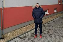 Bruno Nezval před zkouškou na trenérskou A licenci.