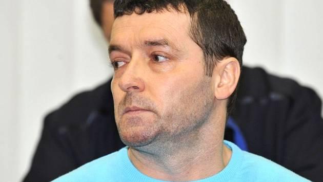 Robert Sedlařík, jednatel společnosti Verdana z Bystřice pod Hostýnem, u olomouckého Vrchního soudu