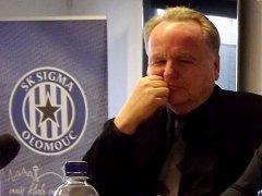 Jaromír Gajda, předseda SK Sigma Olomouc MŽ