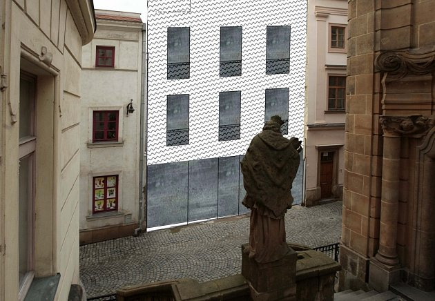 Proluka v Mahlerově ulici potom?