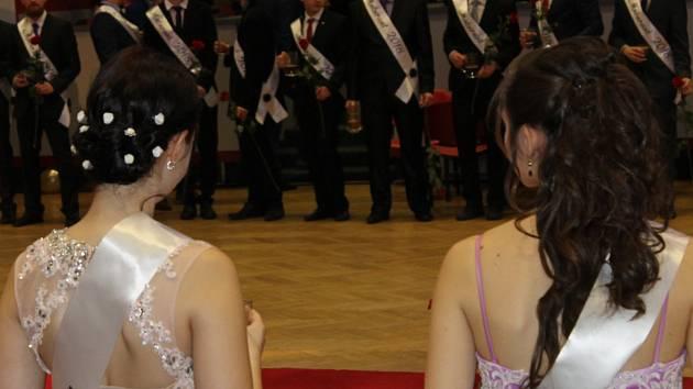 Maturitní ples. Ilustrační foto