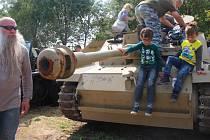 Military Fest na olomouckém fortu XIII