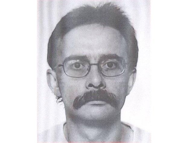 Pohřešovaný Jiří Poupa