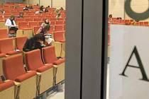 Příjmací zkoušky na Právnickou fakultu UP