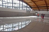 Areál vzdělávacího centra pro slabozraké děti v Olomouci–Hejčíně