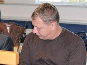 Obžalovaný v metanolové kauze Martin Posládek u krajského soudu ve Zlíně