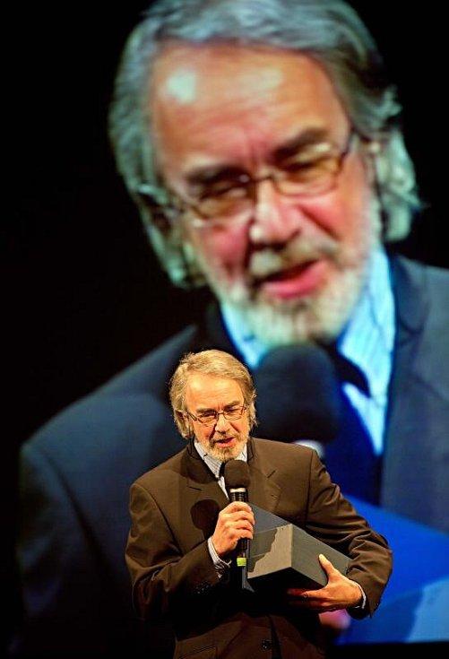 Pavel Zatloukal, historik umění a bývalý ředitel Muzea umění v Olomouci - Cena osobnost roku
