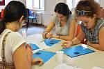 English Summer Camp na Pedagogické fakultě Univerzity Palackého v Olomouci