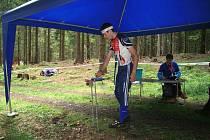 Michal Smola má medaili. Bronzovou.
