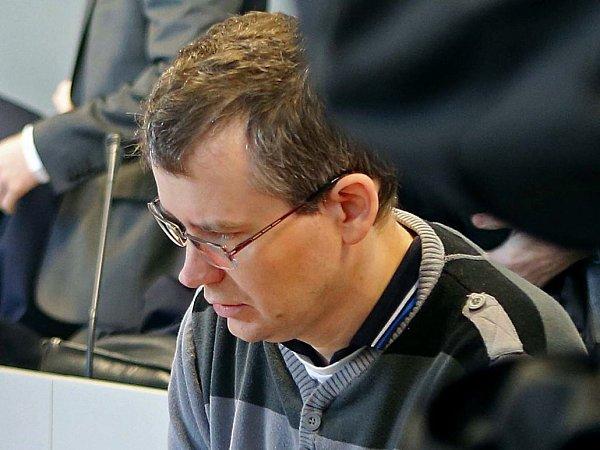 Tomáš Březina uolomouckého soudu