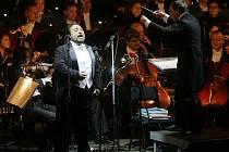 Slavnostní koncert na Horním náměstí