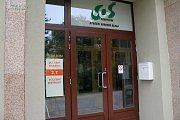 DOVOLENO. Volební okrsek 2 a 7 v Prostějově uzavřel své místnosti přesně úderem čtrnácté hodiny.