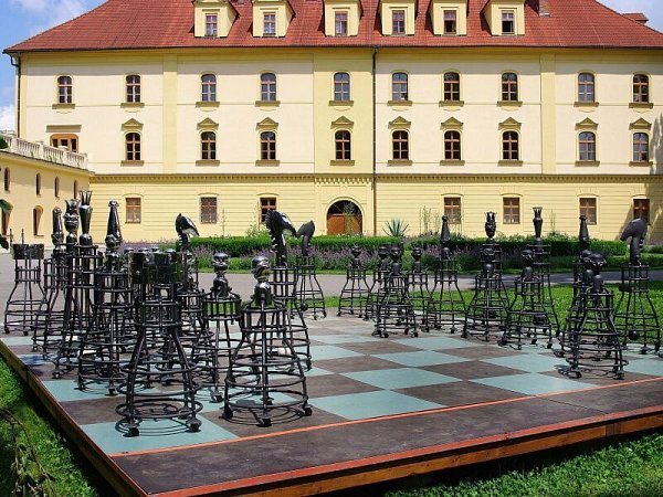 Kov ve městě vLipníku nad Bečvou