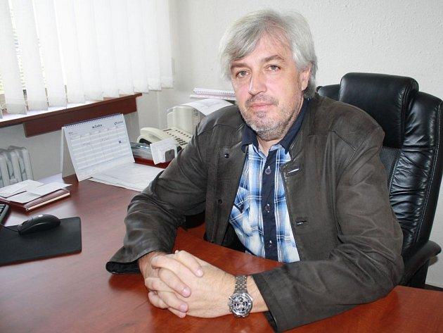 Ivan Abdul je ředitelem výrobního družstva IRISA Vsetín