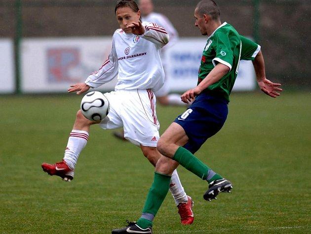 HFK Olomouc prohrál v 21. kole na hřišti Opavy 2:1. Branka Jaroslava Josefíka z pokutového kopu bodový zisk neznamenala.