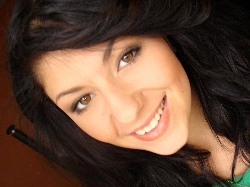 43. Anita Zieglerová, 17 let, studentka, Brníčko