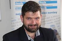 Manažer Galerie Přerov Jiří Ochman odpovídal on-line čtenářům Deníku