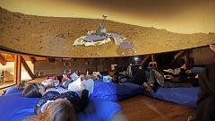 Pevnost poznání v Olomouci - planetárium