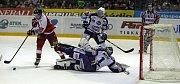 HC Olomouc - Kometa Brno 3:2 v prodloužení.